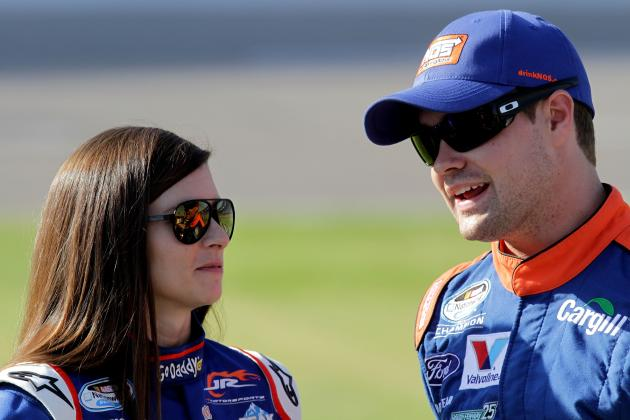 Keselowski Concerned About Danica, Ricky Breaking Up