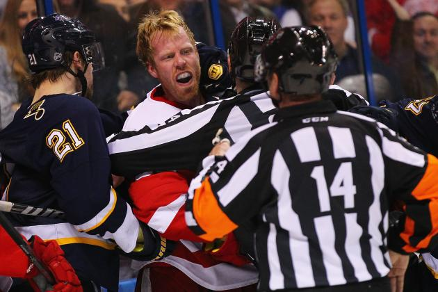 No Disciplinary Hearing for Franzen Following Spear