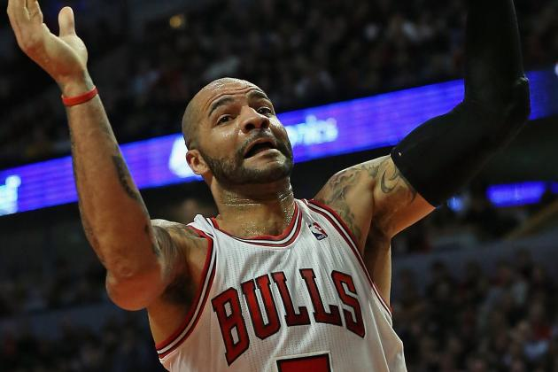 Bulls Have No Plans to Amnesty Boozer in Offseason