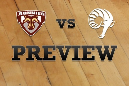 St. Bonaventure vs. Rhode Island: Full Game Preview