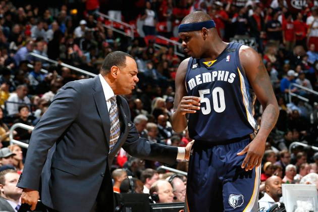 Zach Randolph Reportedly Will Not Be Traded by Memphis Grizzlies This Season