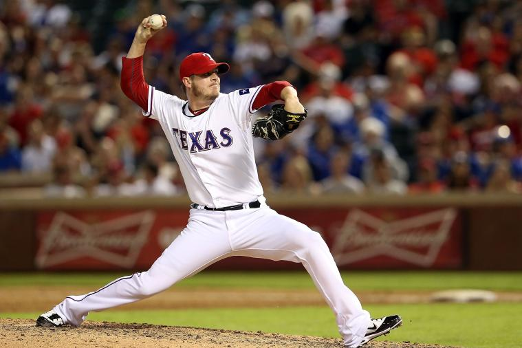 Report: Dodgers to Sign Reliever Mark Lowe