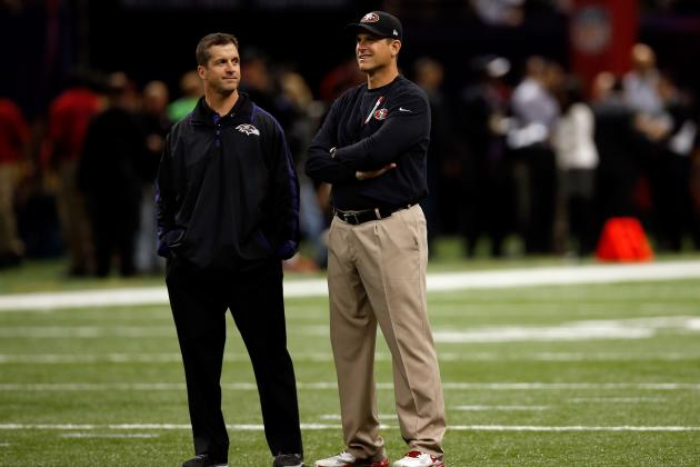 John, Jim Harbaugh Still Haven't Spoken Since Super Bowl