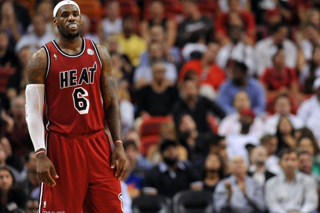 Miami Heat's LeBron James More Efficient Than Ever