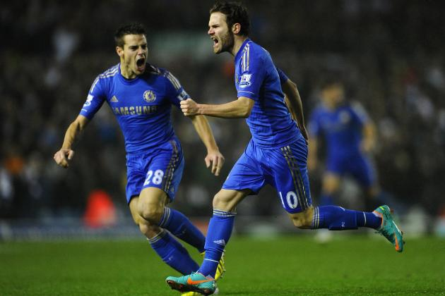 Chelsea vs. Wigan Live Stream: Viewing Info and Preview for EPL Match