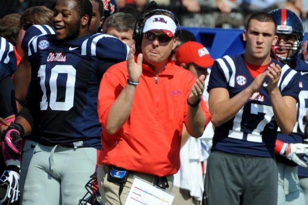 Sleepers in Hugh Freeze's 2013 Ole Miss Recruiting Class