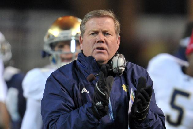 Notre Dame Football Recruiting: Irish 2014 Class Already in Progress