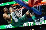 NBA Dunk Content Participants Revealed