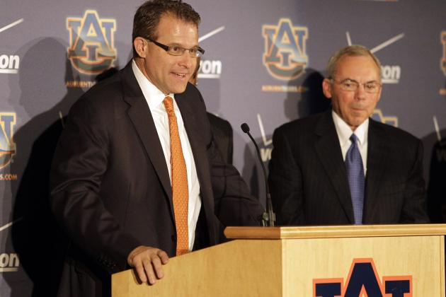 Auburn Will Start Spring Practice March 27