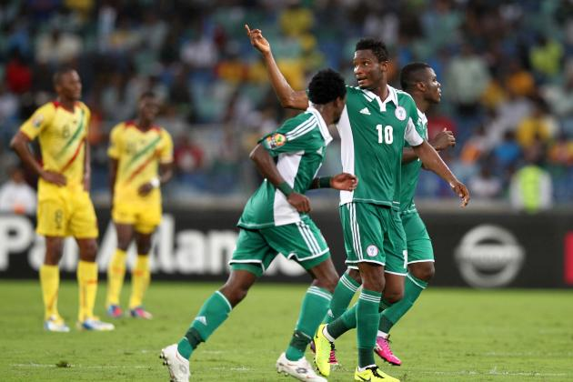 Africa Cup of Nations 2013: Mikel Will Take over Sunday's Final