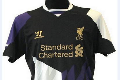 Images: New Liverpool Home, Away & Third Kits for 2013/14 Revealed