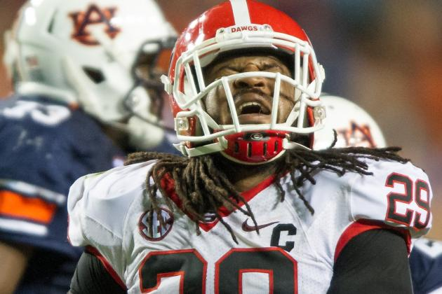11 Former UGA Players to Participate in NFL Combine