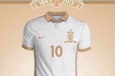 New England Football Kit from Nike