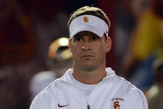 Kiffin Insists USC's 13 Better Than Others'
