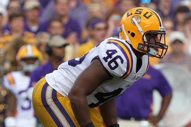 Tyrann Mathieu One of Record 13 LSU Tigers Invited to NFL Scouting Combine