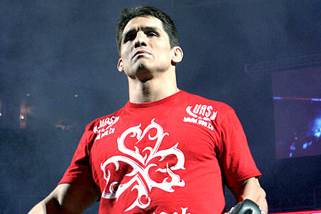 Frank Shamrock Talks Bellator: 'If I Was Dana White I'd Be a Little Nervous Too'