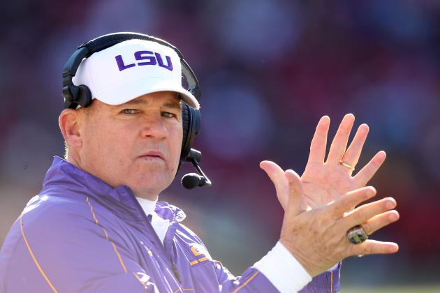 LSU Coach Les Miles' Overview of 2013 Signing Class