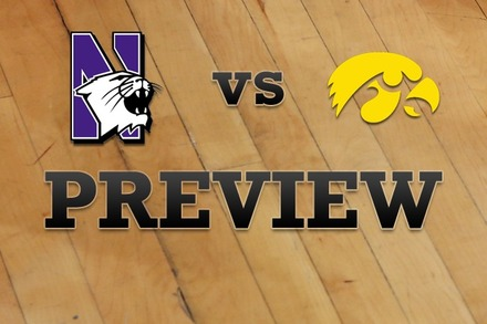 Northwestern vs. Iowa: Full Game Preview