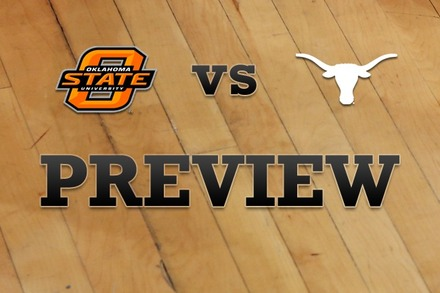 Oklahoma State vs. Texas: Full Game Preview