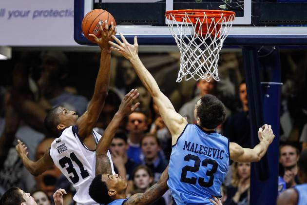 Butler Basketball: Kameron Woods' Game -- and Body -- Is Growing
