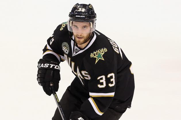 Report: Goligoski In, Larsen out Tonight vs. Ducks
