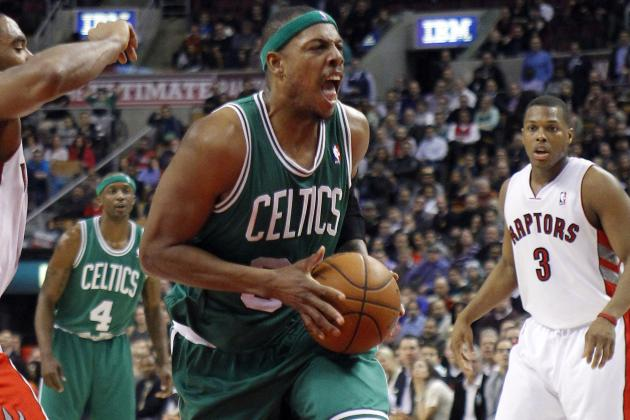Paul Pierce Would Rather Retire or Be Traded Than Go Through Another Rebuild