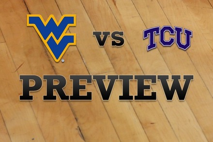 West Virginia vs. TCU: Full Game Preview