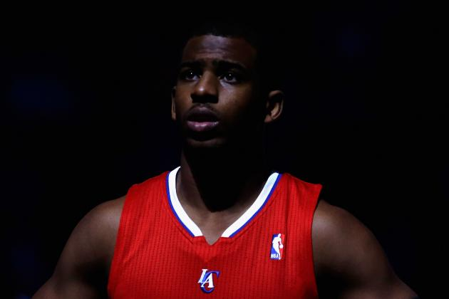 Why Chris Paul Has No Business Being in MVP Discussion