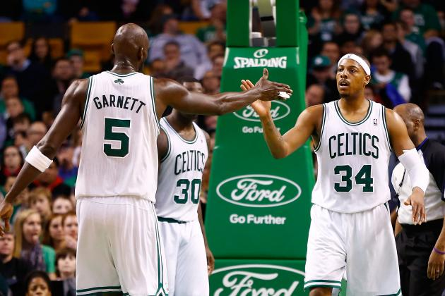 Are the Boston Celtics a Better Team Without Rajon Rondo?