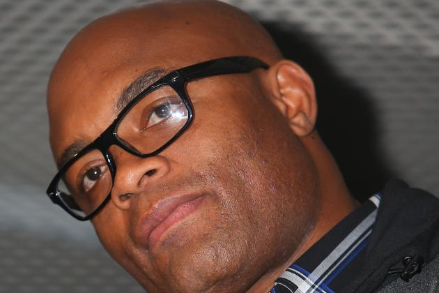 Anderson Silva's Next Fight Will Not Be in Brazil