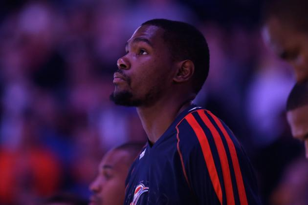 Durant to Enjoy the View During All-Star Weekend