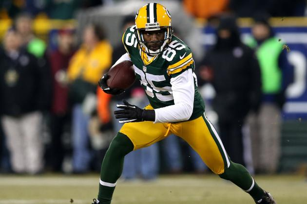 Greg Jennings Rumors: Should Kansas City Chiefs Pursue Free Agent Wide Receiver?