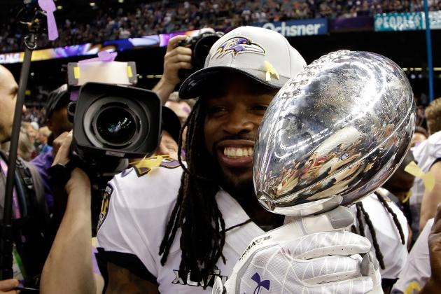 Torrey Smith: 'We Need to Bring Multiple Championships Back to Baltimore'
