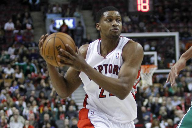 Assessing Rudy Gay's Play in Toronto