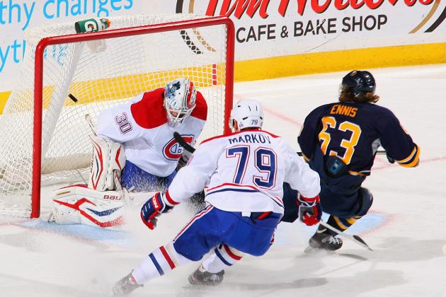 Habs Cough Up 4-2 Lead, Lose to Sabres in Shootout