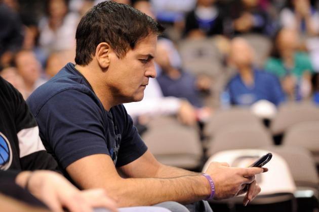 Time for Mark Cuban to Make Another Tough Decision