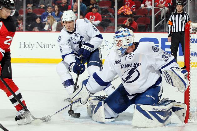 Tampa Bay Lightning Fall to the New Jersey Devils 4-2