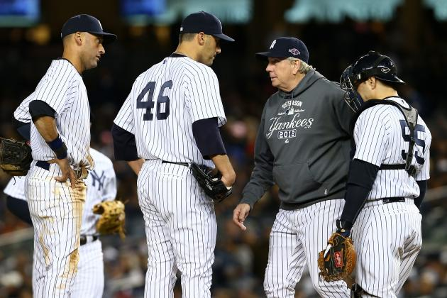 Larry Rothschild Thinks Health Will Be Critical for Team's Rotation