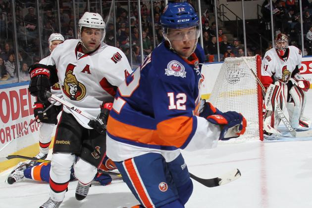 Where Will the Islanders Play Josh Bailey?