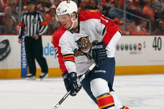 Florida Panthers Excel in Shoot Out, Beat Flyers 3-2