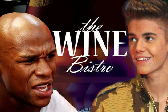 Mayweather to Bar: You Lied About Me and Biebs