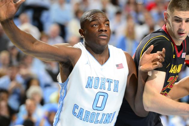 Roy Williams Says Brice Johnson, Joel James Need to Get in Better Shape