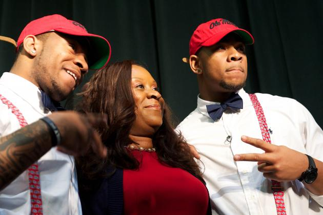 Ole Miss Football: Nkemdiche Brothers Will Spearhead Top SEC Defense in 2013