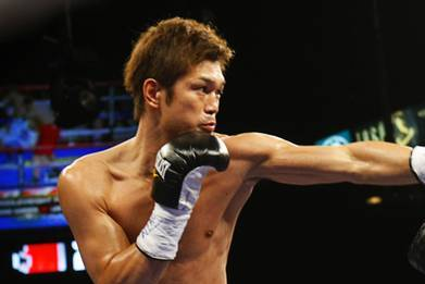 Ishida Has No Fear of Golovkin, Plans for a War