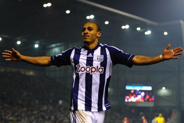 Peter Odemwingie Disciplined by West Brom for Attempting to Sign with QPR
