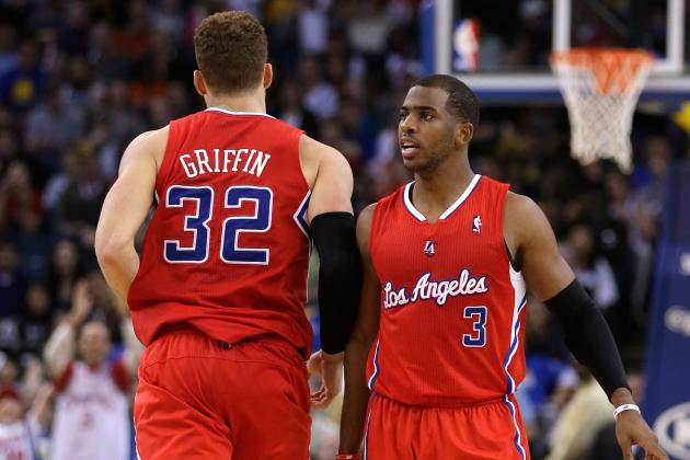 Clippers Are Finally at Full Strength