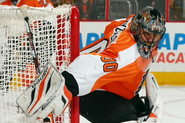 Bryzgalov, Flyers Continue to Struggle with Shootouts
