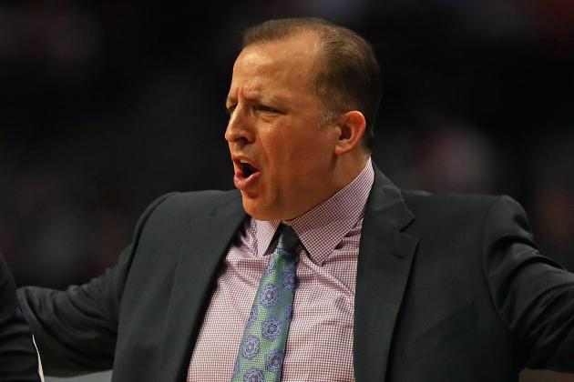 Thibodeau Furious with Defensive Effort