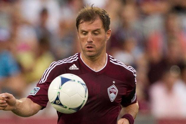 Rapids Re-Sign Midfielder Jamie Smith
