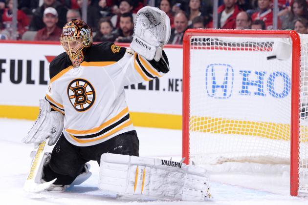 Chiarelli Admits Bruins Will Discuss Extension with Tuukka Rask During Season